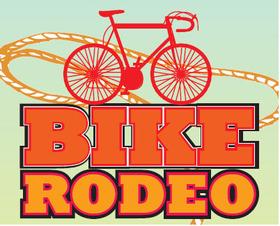 Bike clipart bike rodeo 7th April Permission be Bike