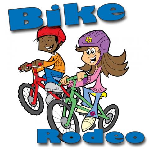 Bike clipart bike rodeo Public Loveland Library Rodeo Bike