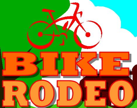 Bike clipart bike rodeo Bike CSD Rodeo Riceville 2017