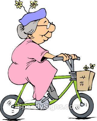 Bike clipart hat Push Cartoon pedalando Pinterest bikes