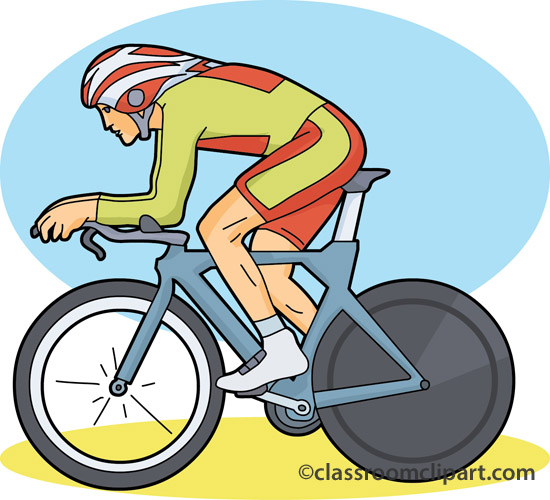 Biker clipart person From: Clipart Pictures Cycling for