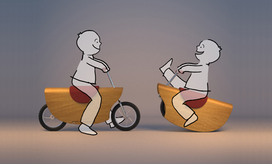 Pushbike clipart hobby Ofen wooden  ofen push