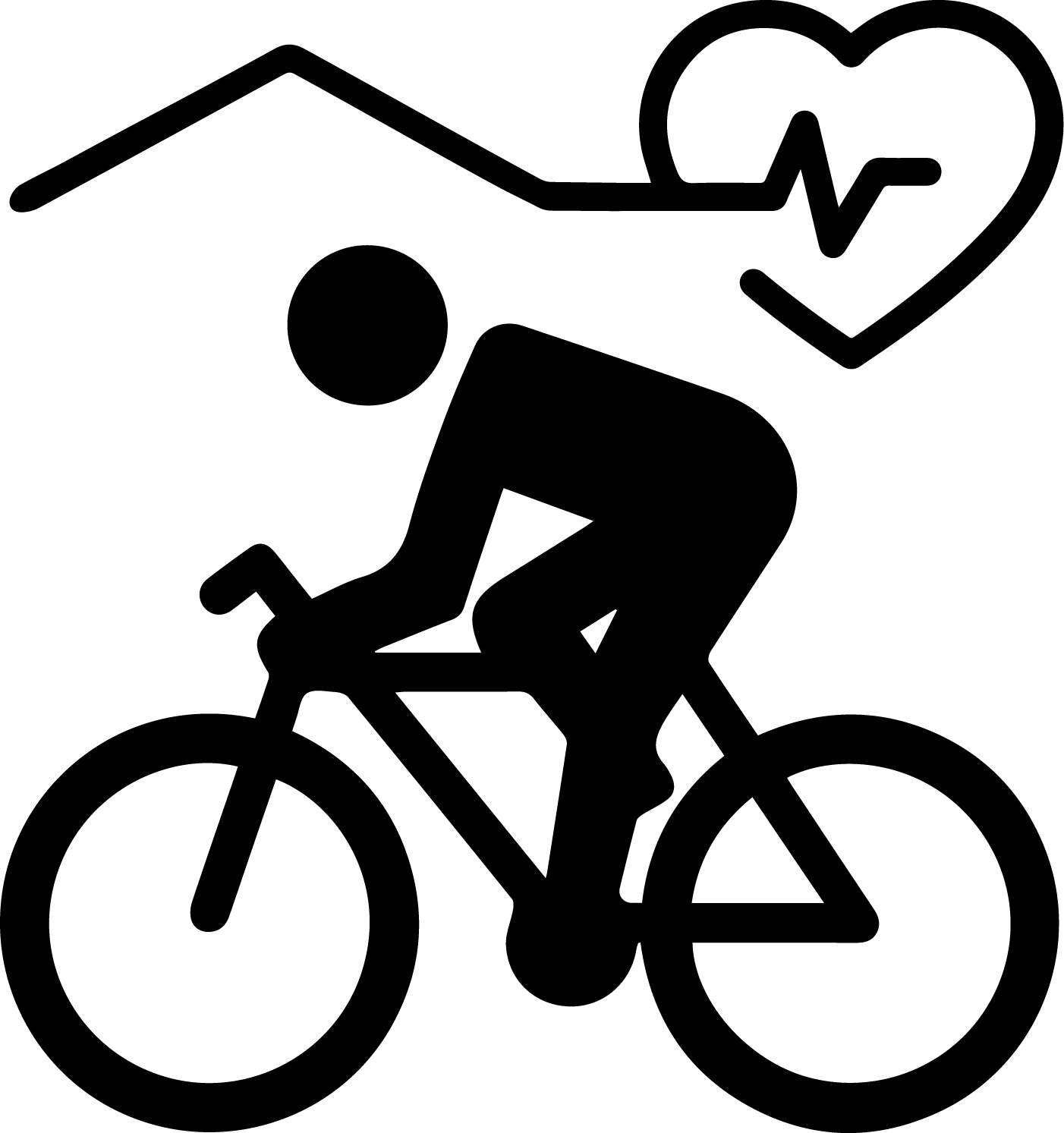 Bike clipart indoor cycling Mapdec Training Works Workout Training