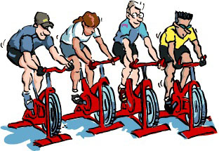Bike clipart indoor cycling On Outdoor Burn Bicycles Bike