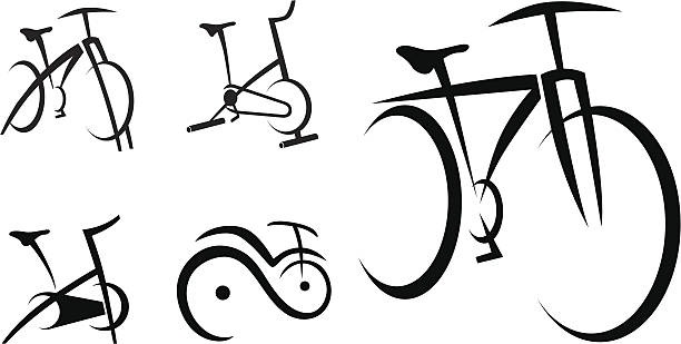 Bicycle clipart spin bike Clipart Clip Art Bicycle bike