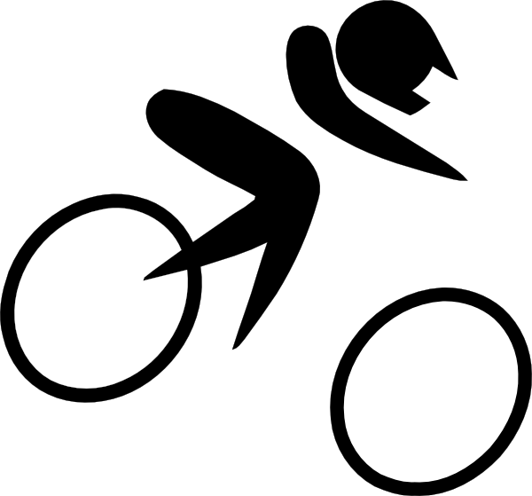 Bike clipart indoor cycling Sports Cliparts Clip Art Art