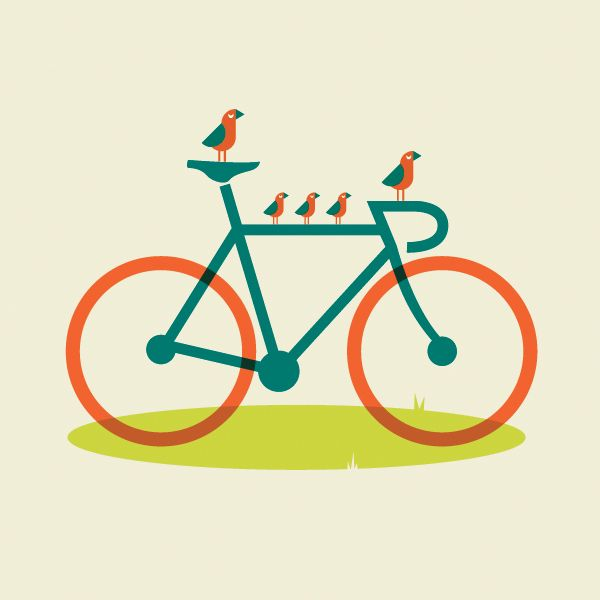 Pushbike clipart middle childhood On Pinterest Bicycle Art Montague