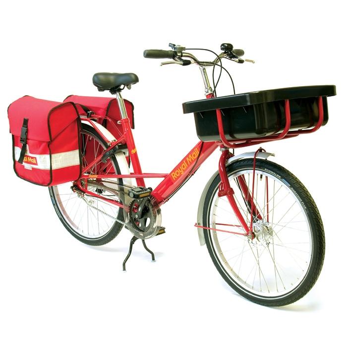 Pushbike clipart postman Issue MailStar bike postman postman
