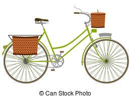 Bike clipart retro bike #4