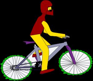 Pushbike clipart training wheel Road Art Bicycle Sign ibytemedia