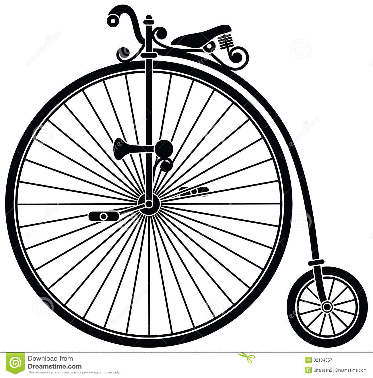 Bicycle clipart line drawing Clipart bike%20wheel%20clipart Panda Images Clipart