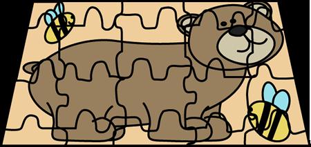 Puzzle clipart Images Clip Board teachers Puzzle