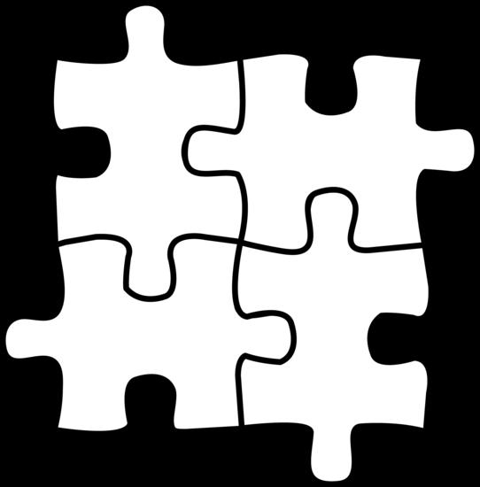 Puzzle clipart Panda Art Clip Clipart Puzzle