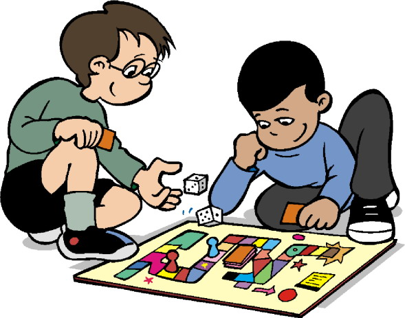 Puzzle clipart child game Warner  & Library Puzzles