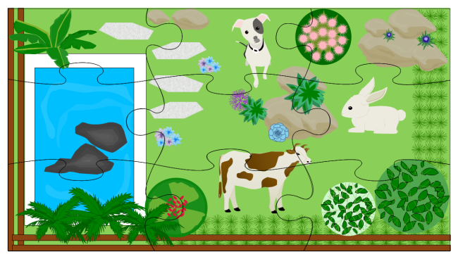 Puzzle clipart child game Puzzle Easiest Child Game in