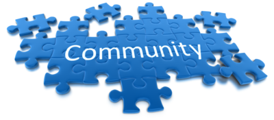 """Community clipart puzzle Blog to""""? """"In Serve"""" Pooh"""