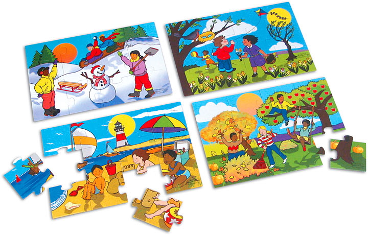 Toy clipart puzzles #9