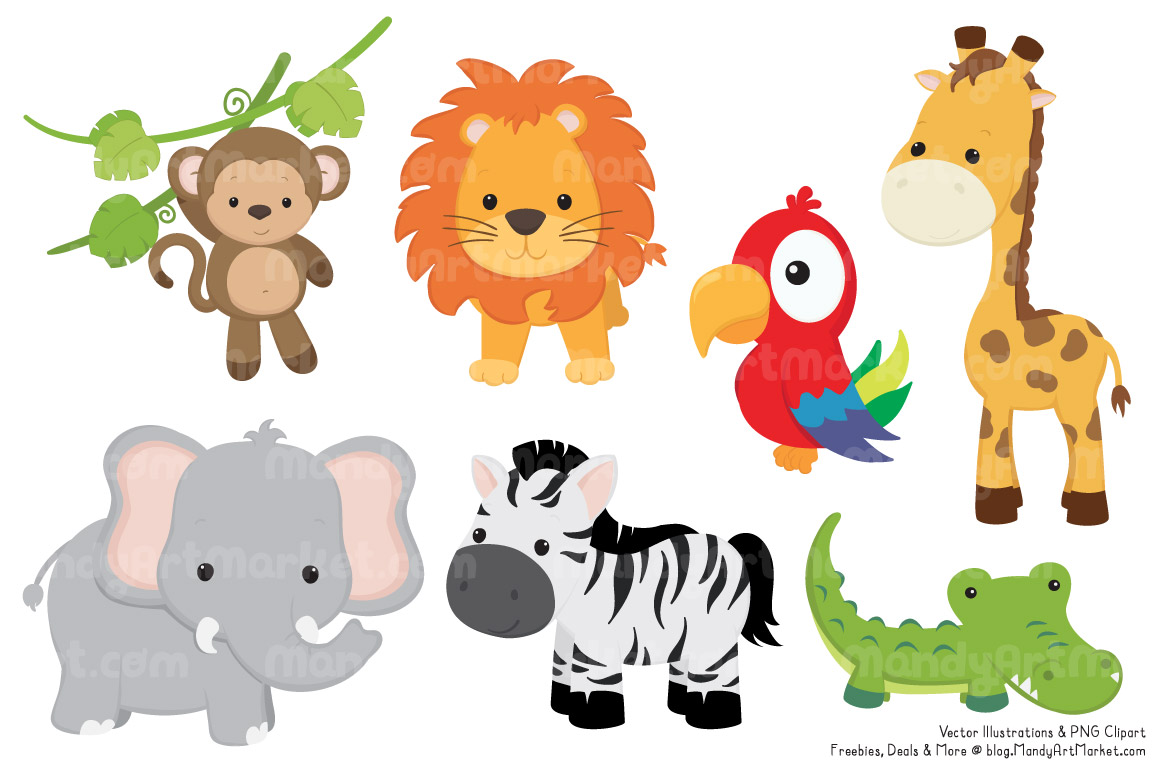 Zebra clipart jungle animal Animal Powerpoint reading Free collection