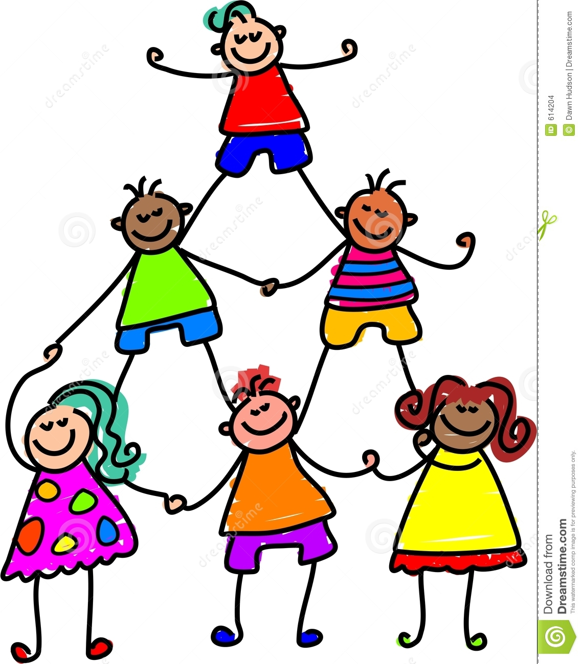 Child clipart working together Clipart kids%20teamwork%20clipart Clipart Working Free