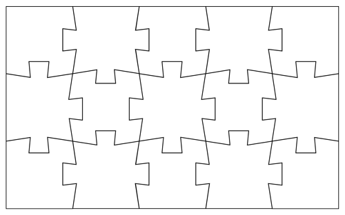 Puzzle clipart empty Piece Art Jigsaw Download Template