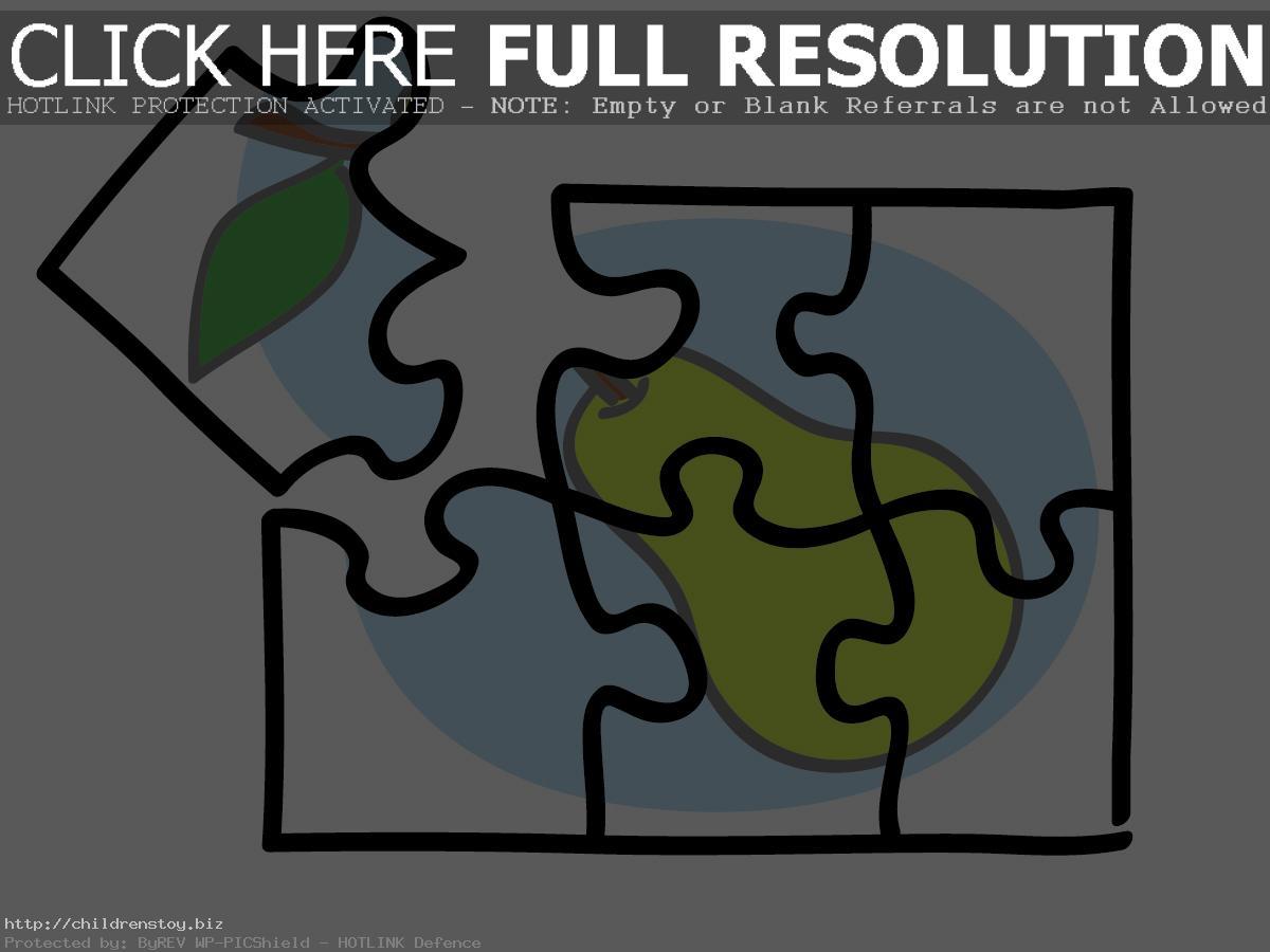 Puzzle clipart empty Art Puzzle Clipart Panda Clip