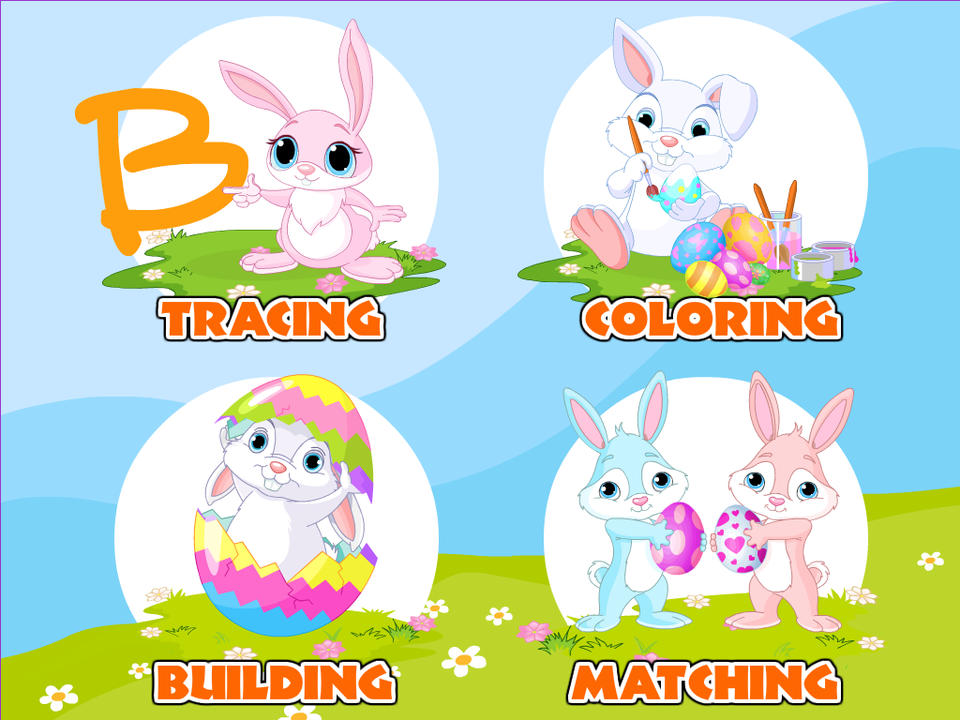Puzzle clipart fun learning With  Preschool Book Easter