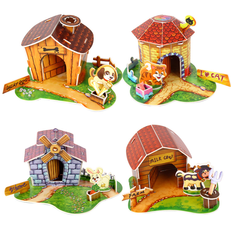 Puzzle clipart house outline Animal Buy houses collection house