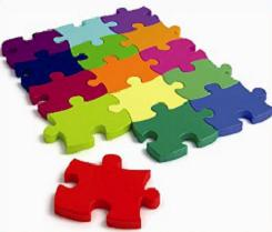 Toy clipart puzzles #1