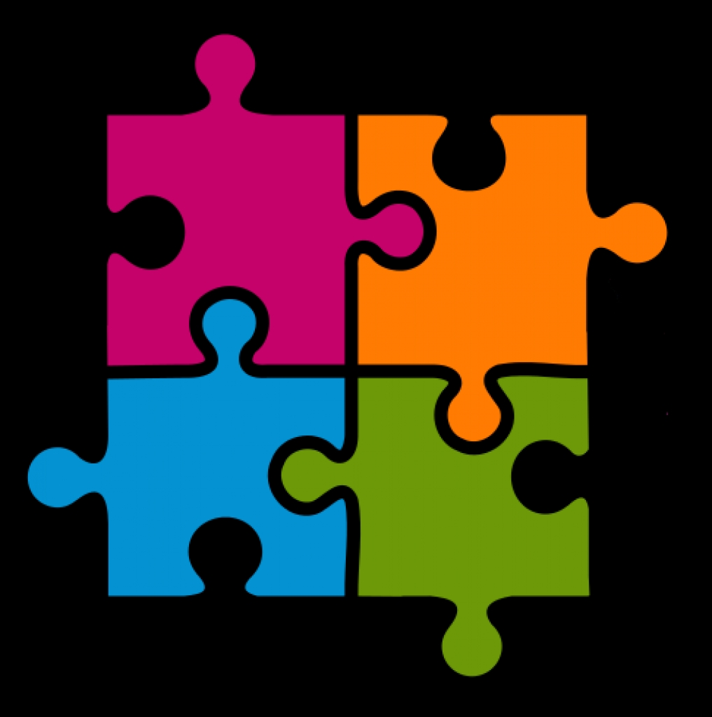 Microsoft clipart puzzle PNG piece clip art for