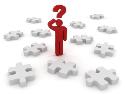 Puzzle clipart organization skills #1