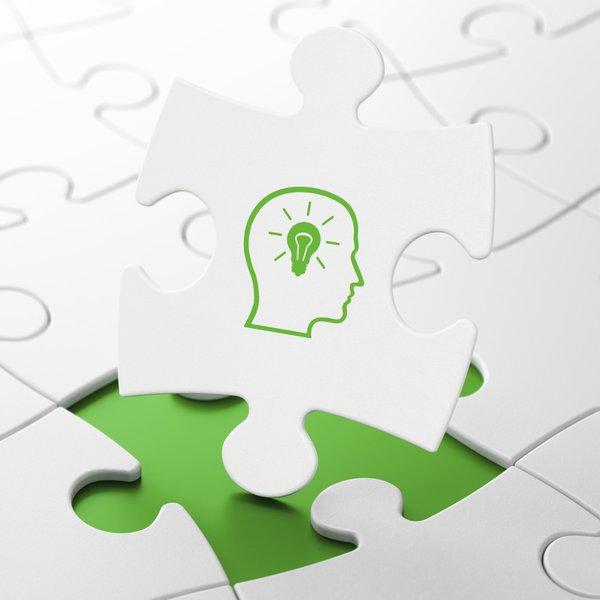 Puzzle clipart organization skills #5