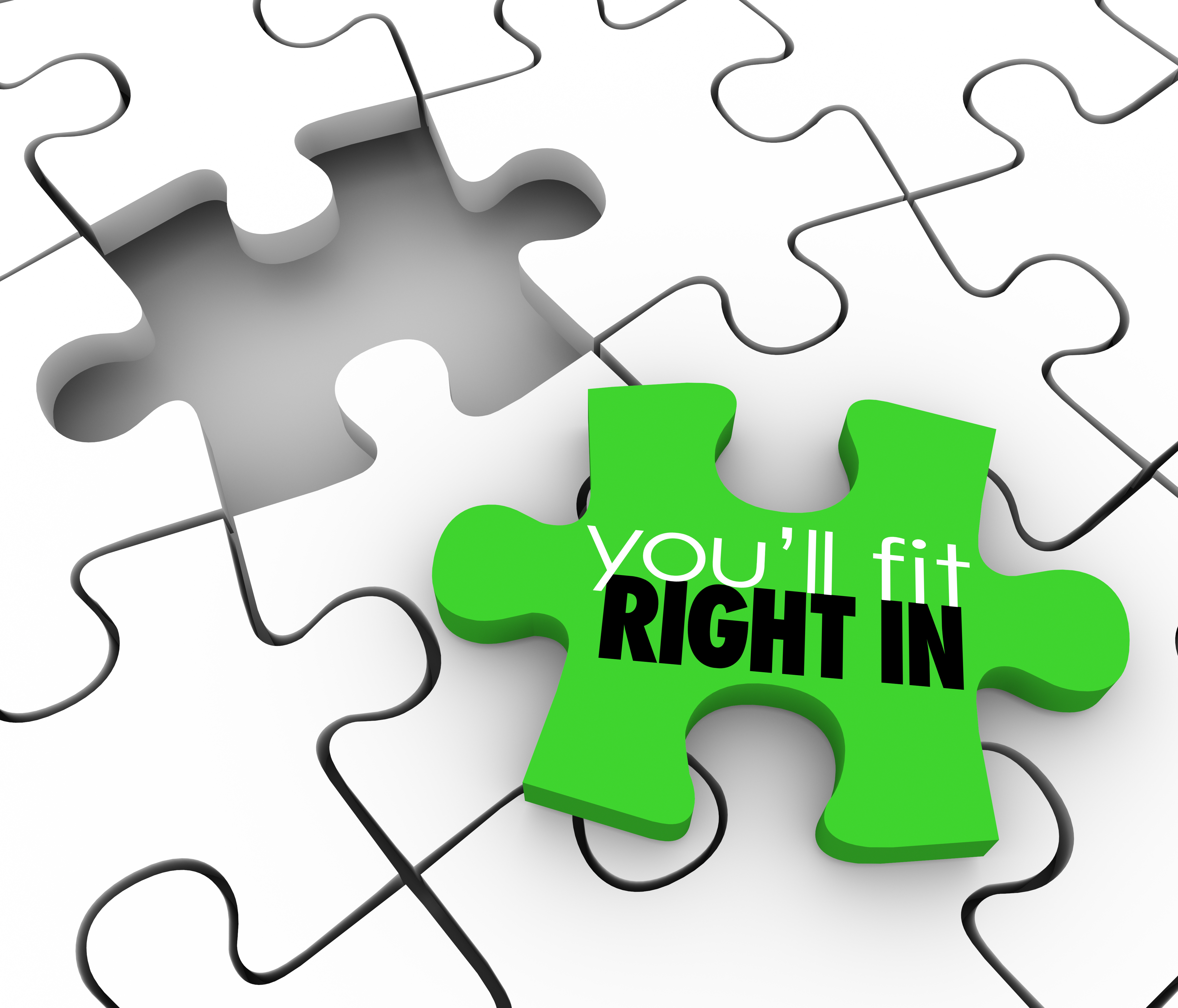 Puzzle clipart organization skills #9