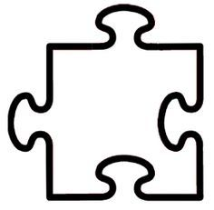 Puzzle clipart organization skills #10