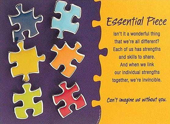 Puzzle clipart organization skills #13