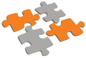 Puzzle clipart organization skills #2