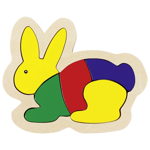 Puzzle clipart rabbit #11