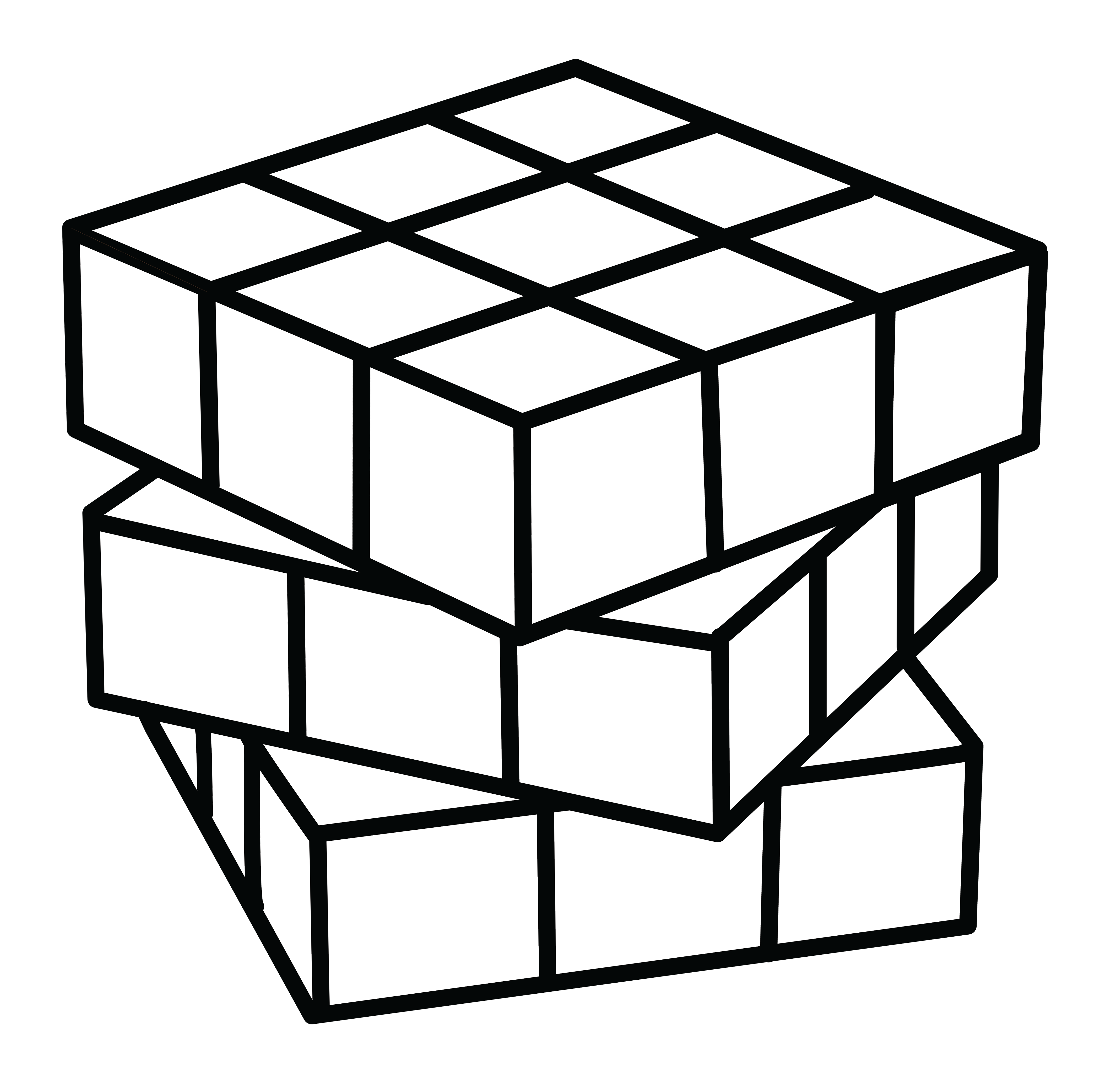 Cube clipart rubik's cube Cube Page Clip Rubiks Page