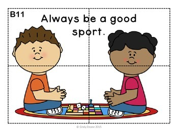 Puzzle clipart social skill ALIGNED ACTIVITIES edged List ALIGNED