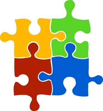 Puzzle clipart social skill This lesson classroom support ::