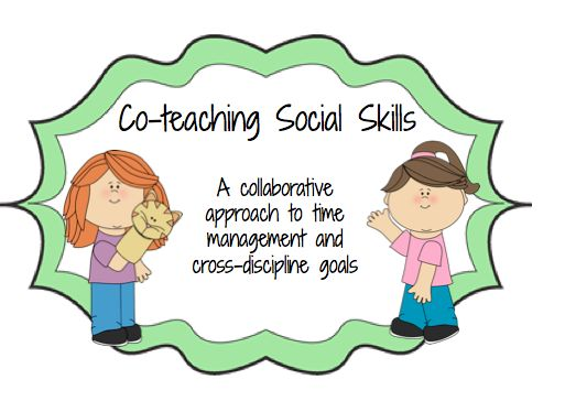 Puzzle clipart social skill Social skills images Skills on