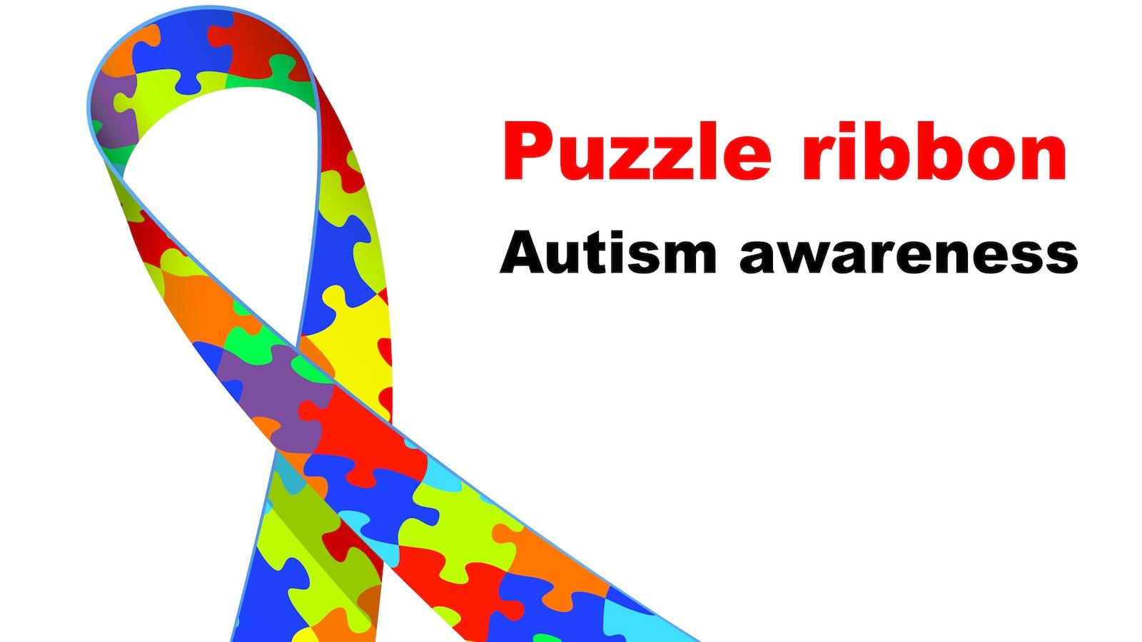 Puzzle clipart social skill Autism awareness researchers  develop