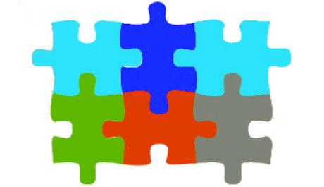 Puzzle clipart social skill Skills Boot Adolescents ASD for