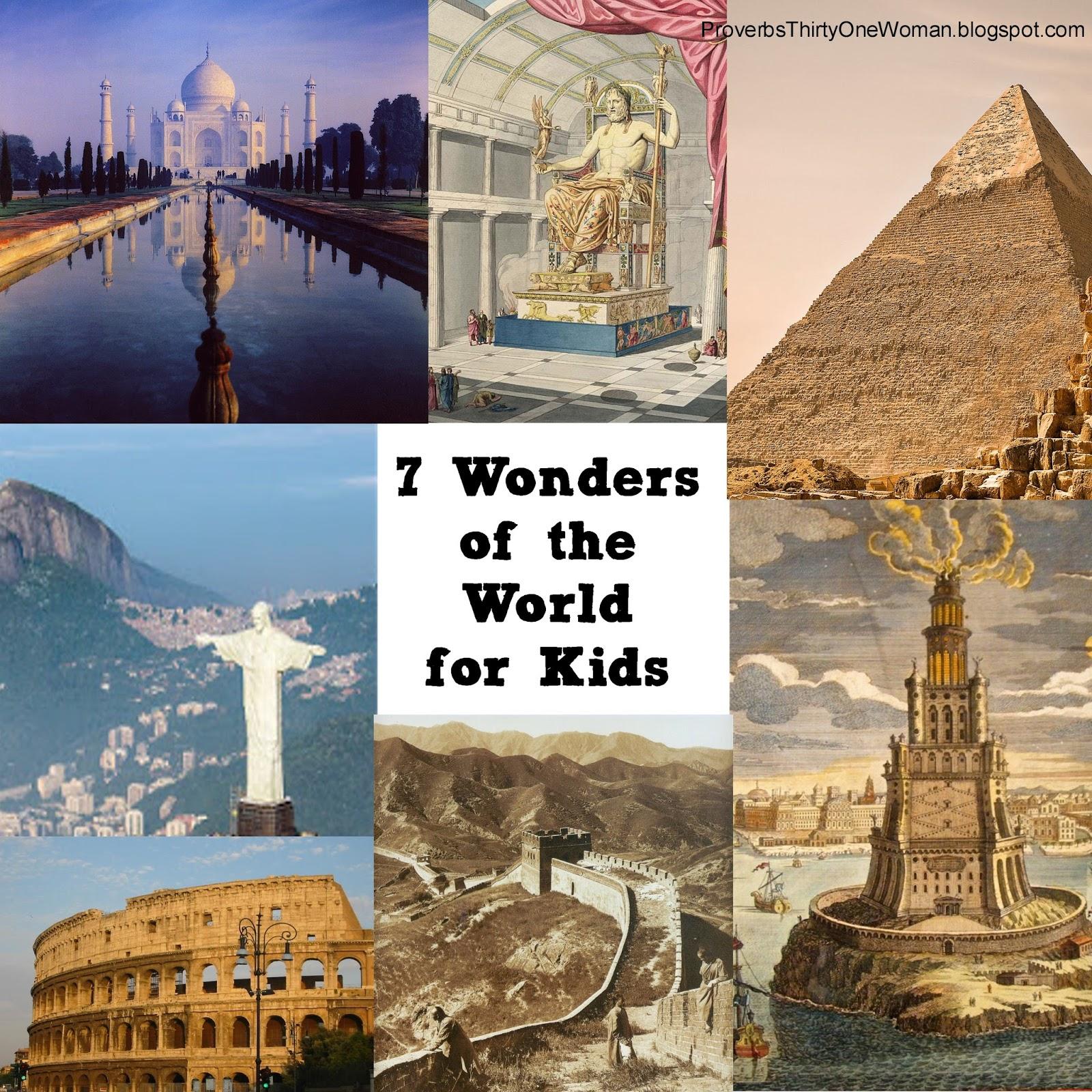 Colosseum clipart wonders the world School the or Break School