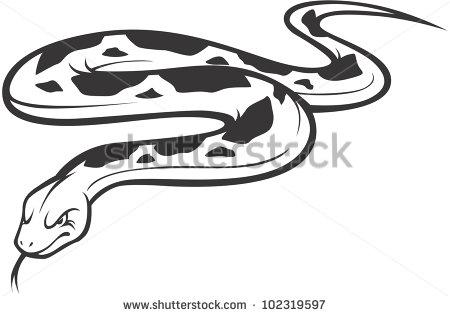 Python clipart Python Python cliparts Burmese Clipart