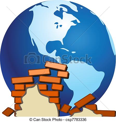 Quaka clipart Quake earth earth Art quake