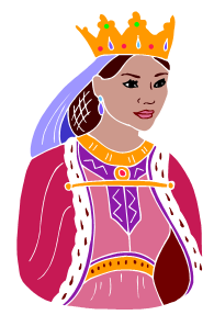 Queen clipart spades Clipart Free Queen Images Free