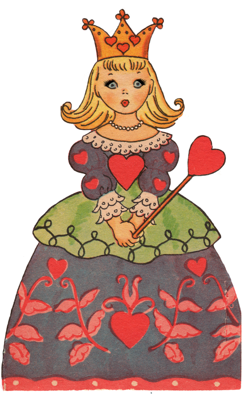 Queen clipart Best Queen Valentines #17556 Pretty