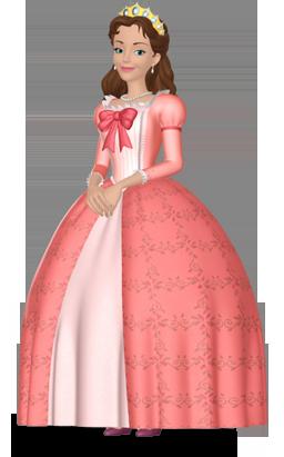 Barbie clipart queen Clipart Queen First Miranda Sofia