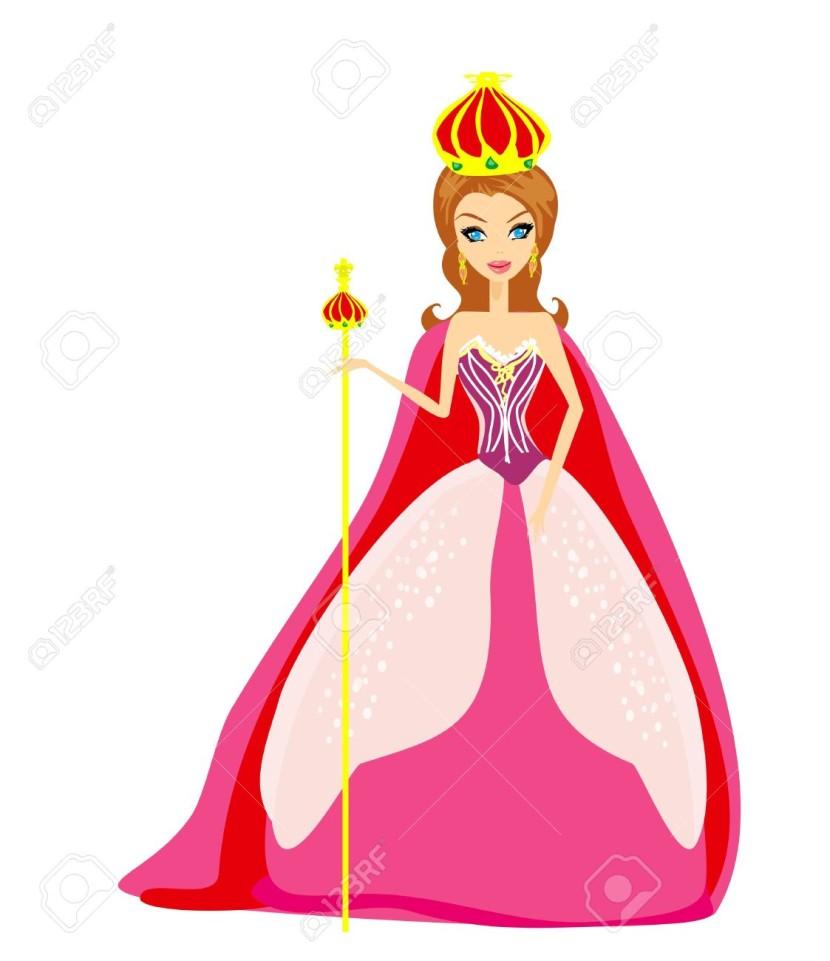 Queen clipart beautiful woman Best queen beautiful clipart Clipart