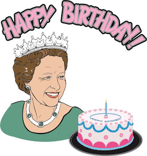 Birthday clipart queen Cliparts clipart Birthday Zone collection
